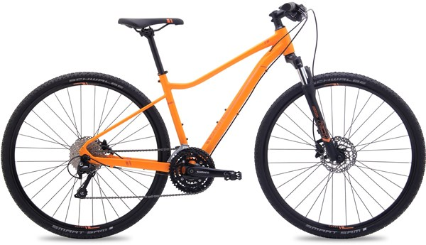 Marin San Anselmo DS4 700c Womens  2017 - Hybrid Sports Bike