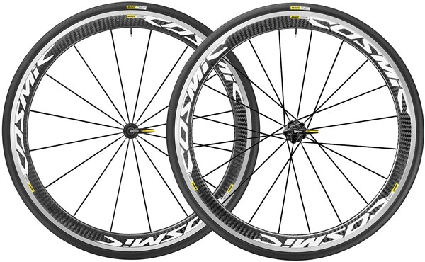 Buy Mavic Cosmic Pro Carbon Road Wheels 2018 At Tredz Bikes