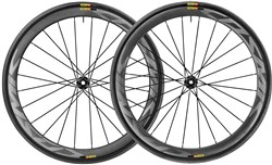 Mavic Cosmic Pro Carbon SL C Disc CL Road Wheels 2017
