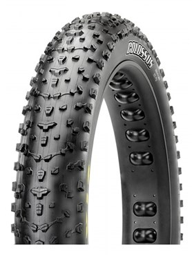 "Maxxis Colossus Folding Exo TR Tubeless Read 26"" MTB Off Road Tyre"
