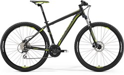 Merida Big Nine 20D 29er  Mountain Bike 2017 - Hardtail MTB