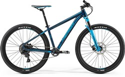 "Merida Big Seven 600 27.5"" Mountain Bike 2017 - Hardtail MTB"