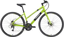 Merida Crossway Urban 40  Womens  2016 - Hybrid Sports Bike