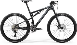 "Merida Ninety-Six 7 XT-Edition 27.5"" Mountain Bike 2017 - Full Suspension MTB"