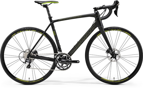 Merida Scultura 5000 Disc 2017 - Road Bike