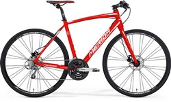Merida Speeder 100 Flat Bar 2016 - Road Bike