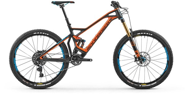 "Mondraker Dune Carbon RR 27.5"" Mountain Bike 2017 - Full Suspension MTB"