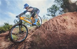 Mondraker Factor RR Mountain Bike 2018 Riding Front