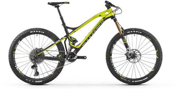 "Mondraker Foxy XR Carbon 27.5"" Mountain Bike 2017 - Enduro Full Suspension MTB"