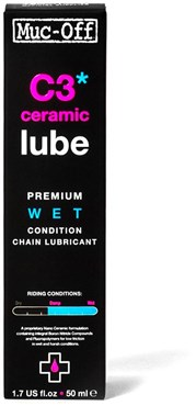 Muc-Off Wet C3 Ceramic Lube