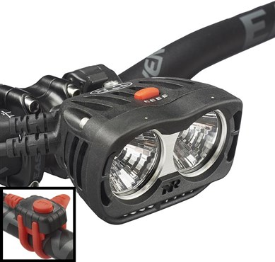 NiteRider Pro 2800 Enduro Remote Rechargeable Front Light