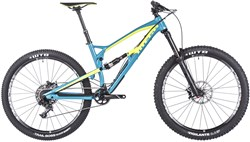 Nukeproof Mega 275 Comp Mountain Bike 2017 - Full Suspension MTB