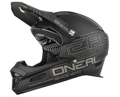 oneal fury rl2 full face mtb helmet 2016 tredz bikes. Black Bedroom Furniture Sets. Home Design Ideas