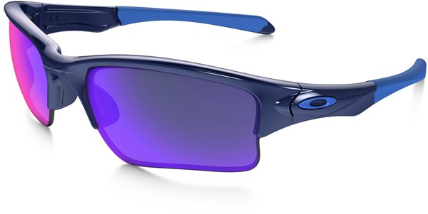 Buy Oakley Quarter Jacket Youth Fit Sunglasses At Tredz