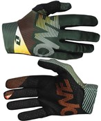 One Industries Vapor Warp Long Finger Cycling Gloves