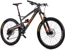"Orange Five Factory 27.5"" Mountain Bike 2017 - Full Suspension MTB"