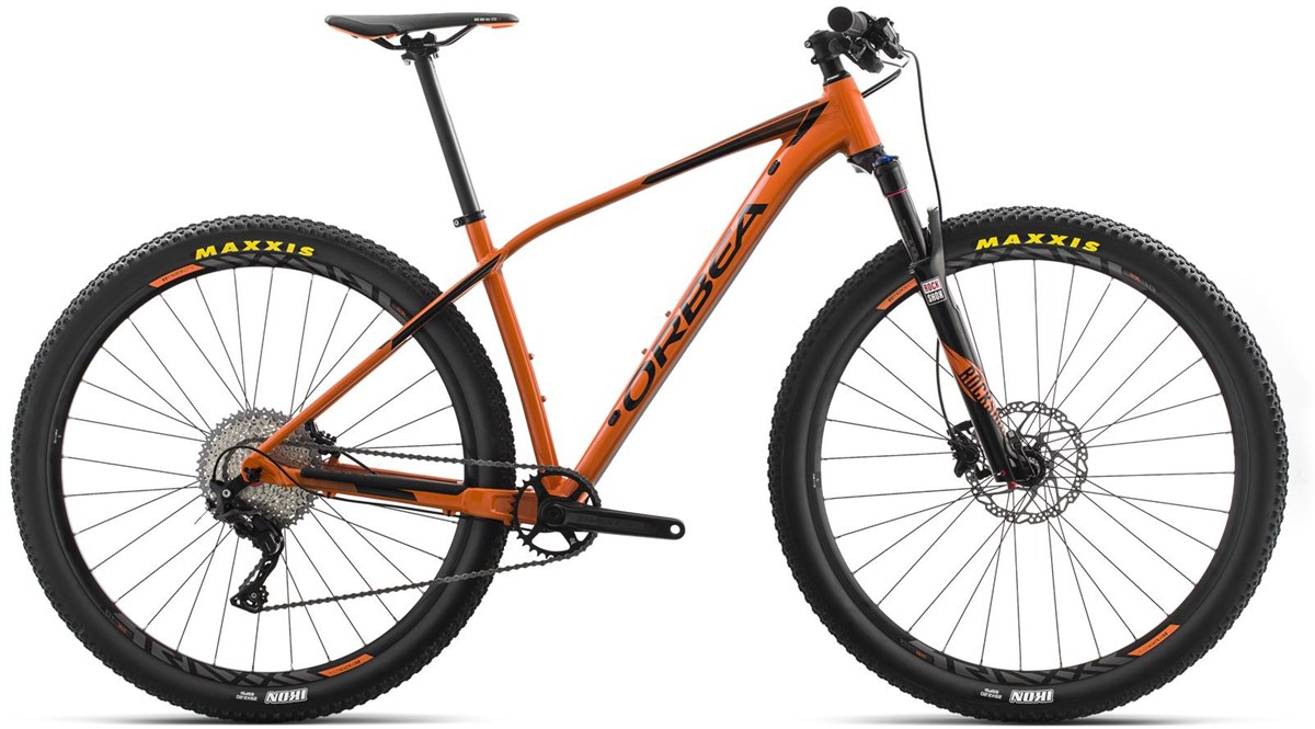 Orbea Alma H20 27.5in Mountain Bike 2018 - Hardtail MTB