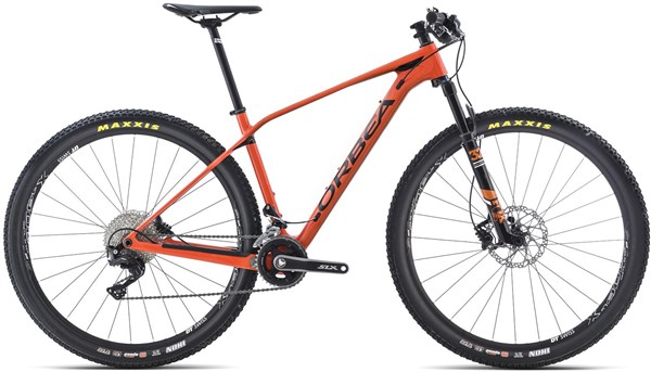 buy orbea alma m25 29er mountain bike 2018 hardtail mtb. Black Bedroom Furniture Sets. Home Design Ideas