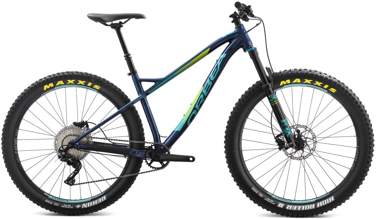 Orbea Laufey 27+ H10 27.5in Mountain Bike 2018 - Hardtail MTB
