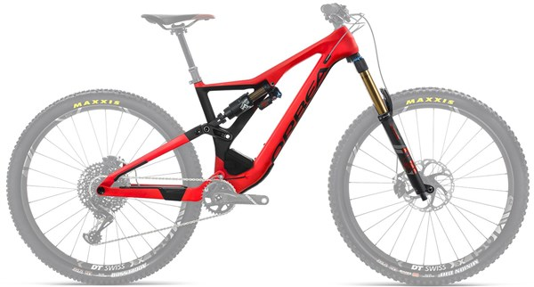 Orbea Rallon+ Float X2 MTB Frame | Tredz Bikes