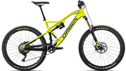 "Orbea Rallon X10 27.5"" Mountain Bike 2017 - Enduro Full Suspension MTB"