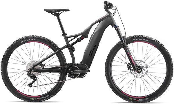 Orbea Wild FS 40 29er 2018 - Electric Mountain Bike