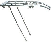 Oxford 24/26/27 inch Spring Top Alloy Luggage Carrier Rear Bike Rack