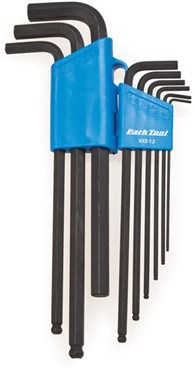 Park Tool HXS1 Professional Hex Wrench Set