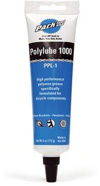 Park Tool PPL1 Polylube 1000 Grease 4 oz Tube