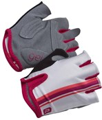 Polaris Womens Road Mitt Short Finger Cycling Gloves SS17