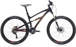 Polygon Siskiu D7 Mountain Bike 2016 - Full Suspension MTB