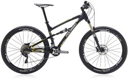 Polygon Siskiu D8 Mountain Bike 2016 - Full Suspension MTB