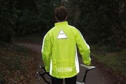 Proviz Nightrider Waterproof Cycling Jacket Full