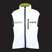 Proviz Switch Womens Cycling Gilet Illuminated Front