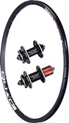 Quad Front 6 Bolt MTB Disc Wheel