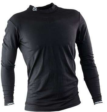 Race Face Stark Wool Long Sleeve Cycling Base Layer