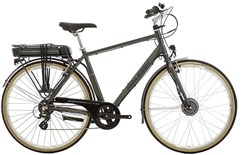 Raleigh Pioneer E Crossbar 700c 2016 - Electric Hybrid Bike