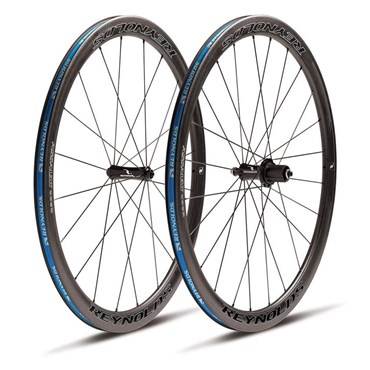 Reynolds Assault SLG Tubular Road Wheelset