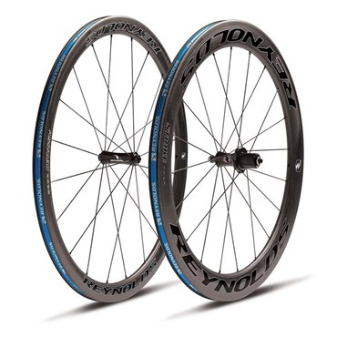 Reynolds Assault/Strike Clincher Tubeless Road Wheelset