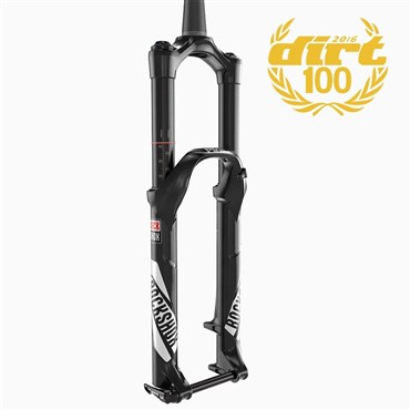 "RockShox Pike RCT3 - 26"" MaxleLite15 - Dual Position Air 160 - Crown Adj - Tapered - Disc  2016"