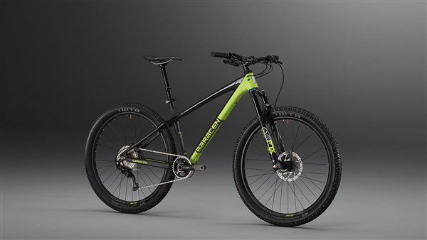 "Saracen Mantra Carbon Elite 27.5"" Mountain Bike 2017 - Hardtail MTB"