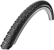 "Schwalbe CX Comp K-Guard SBC Active Wired 20"" Tyre"