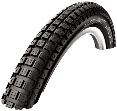 "Schwalbe Jumpin Jack Performance Dual Compound Wired 20"" BMX / Dirt Jump Tyre"