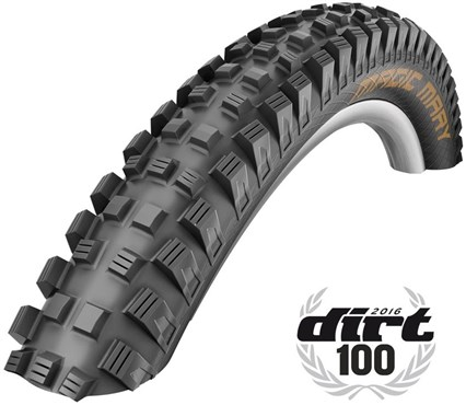 "Schwalbe Magic Mary Super Gravity Tubeless Easy TrailStar Evo Folding 27.5"" / 650B MTB Off Road Tyre"