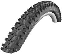 "Schwalbe Smart Sam Reflex 26"" MTB Off Road Tyre with Reflective Sidewalls"