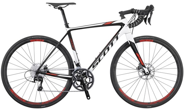 Scott Addict 30 Disc  2016 - Road Bike