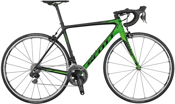 Scott Addict RC Di2 2017 - Road Bike