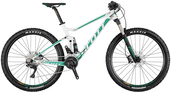 Scott Contessa Spark 730 27.5 Womens Mountain Bike 2017 - Full Suspension MTB