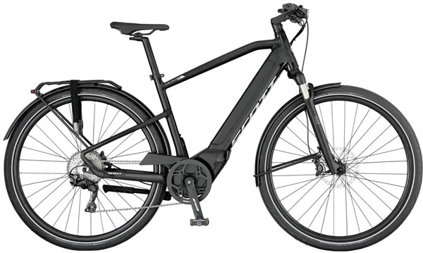Scott E-Silence 10 2017 - Electric Bike