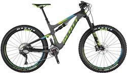 Scott Genius 710 Plus 27.5 Mountain Bike 2017 - Full Suspension MTB